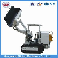 HWCY series rock Shovel wheel loader