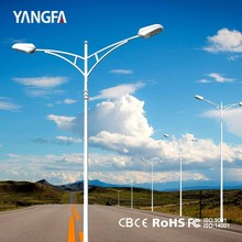 ISO9000 Top suppliers 10 meters lighting pole used for single lane