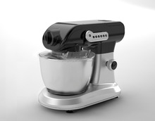 Multifunction Table Stand 1200W stand mixer with 5.5L 6 speed setting Stainless Bowl