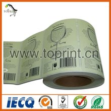 label printing machine roll sticker manufactuers,suppliers