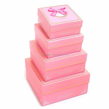 Printing Cardboard Mini Jewellery Boxs wholesale