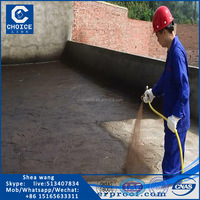 quick - setting rubber asphalt waterproofing paint liquid rubber coating lowes
