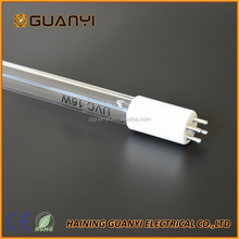 High transmissivity 254nm UV submersible uv sterilizer lamp with CE and RoHS certificate