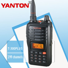 hands free wireless communication YANTON T-300Plus amateur radio vhf/uhf with high power output