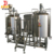 1000L commercial beer brewery equipment for sale with steam heating