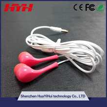 Fashionable best quality earphone with crystal box
