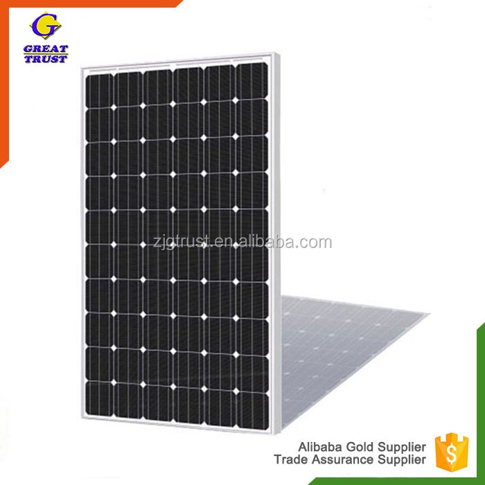 New design 250 watt photovoltaic solar panel solar panel 50w solar panel testing machine