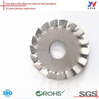 OEM ODM custom made stainless steel chinese precision saw tooth supplier