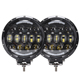 50000 hours high power 7 inch led driving light round, OSRAM auto working light led