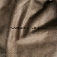soft touch knitted double sided suede fabric for garment