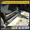 Auto Aluminal alloy King Box Diamond Electric Running Board for VW Toureg 2011 UP