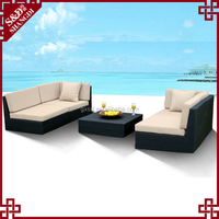 UV Protection Rattan Outdoor Furniture Patio