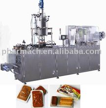 Model DPP-250Y honey, butter and jam Blister Packing Machine