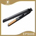 China Factory hair style tools black digital hair straightener iron with PTC heater EPS008