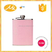 Creative mirror polishing hip flask