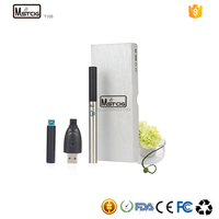 2015 China Alibaba Mechanical Mod Vaporizer Pen Like E-Cigarette