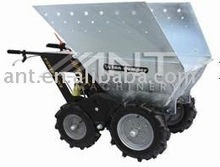 palm tractor,oil palm harvester.gas wheel barrow/barrow wheel with extension side