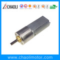 12rpm Low Energy Consumption Gear Motor CL-G16-F050 With Reduction Gear Box For Intelligent Cabinet And RC Vehicle Lock