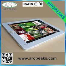 tablet pc with high resolution