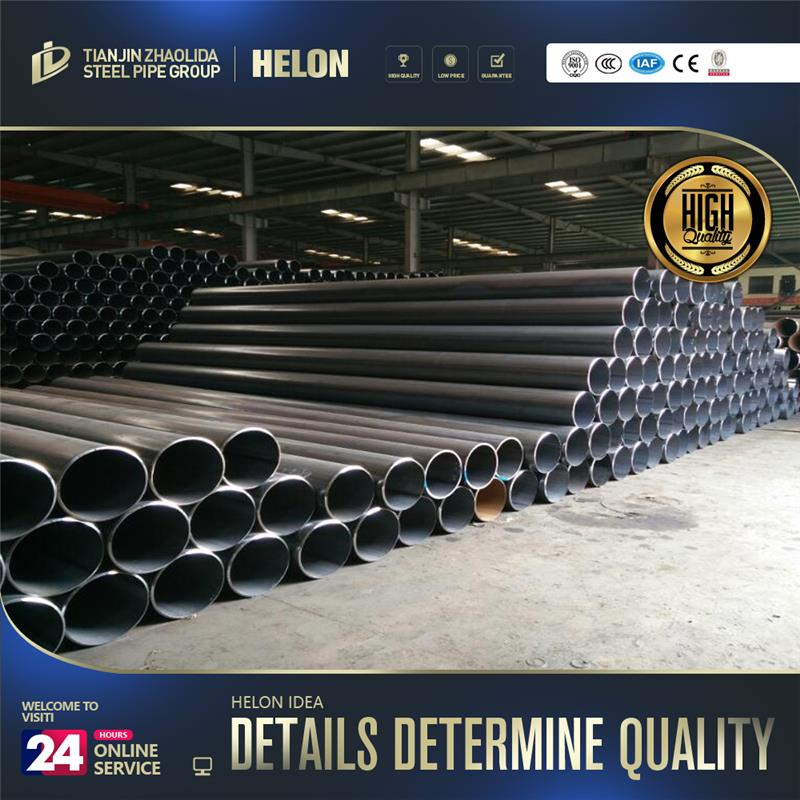 iron steel pipe weight q195 welded black oval steel pipe