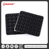 Wholesale 3m adhesive backed silicone bumper pads