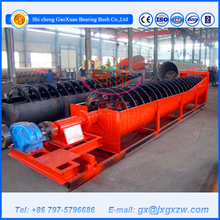 Gold washing plant sand and gravel separation equipment spiral classifier