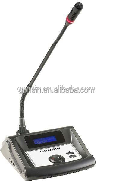 GONSIN Conference Desktop Microphone Equipment System with Translation Equipment
