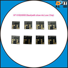 New!!! reading ink level auto reset chip for hp officejet pro 8600