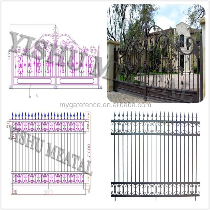 2016 simple wrought iron window grills designs view iron for Window gate design