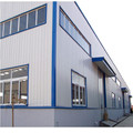 Portable Design Manufacture Workshop Prefabricated steel structure building