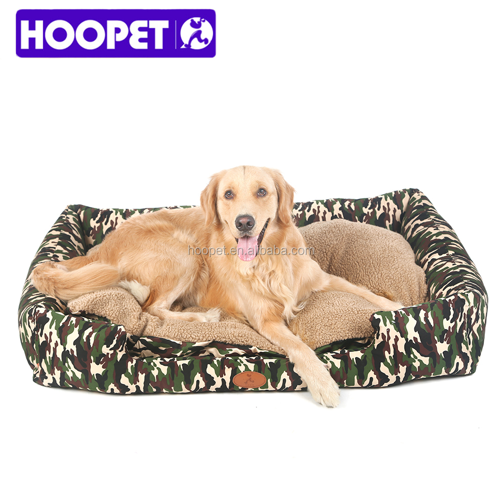 Camouflage cheap pet sofa affordable dog beds on sale