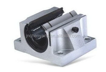 Excellent quality hot-sale round flange linear slide block bearing