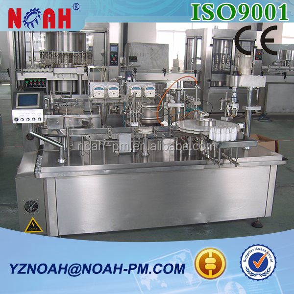 FCM 4/1 Pet Bottle Filling Machine