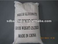 sodium gluconate 99% as metal surface cleaning agent