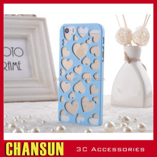 Fashion style candy color heat dissipation mobile phone cover case for iphone 5