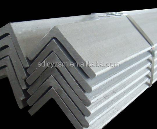 Construction structural hot rolled hot dipped galvanized Angle Iron / Equal Angle Steel / Steel Angle