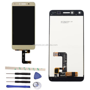 hot sell mobile part for Huawei honor 5/ Y5II lcd touch screen