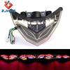 ZJMOTO NINJA 300 250 SMOKE Integrated LED TAIL LIGHT WITH TURN SIGNAL Blinker NINJA 300 LED TAILLIGHT Z250 TAILLIGHT LED