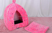Kennel yurts dual - use pet dog house house cat nest teddy golden hair than bear bimon puppy puppy tents