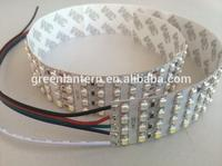 supper bright SMD3528 12v/24v 480leds/m 4 lines flexible led strip light with factory price