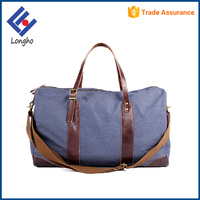 Alibaba china supplier elegant canvas duffle bag high grade travel storage bag
