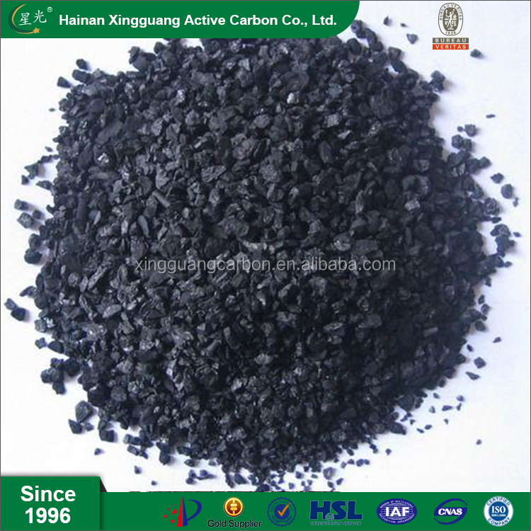 Drying commercial water filter silver Coconut Shell activated carbon