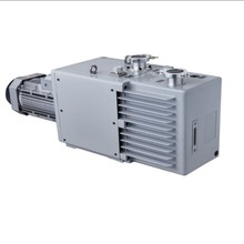 YuLong Oil flooded Dual Stage Rotary Vane Vacuum Pump
