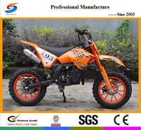 DB003 49cc Mini Dirt Bike for kids, 4 wheel motorcycle for kids