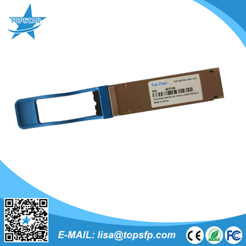 100 gigabit ethernet PT-Q24C3LDCL 100G QSFP28 LR4 10KM optical switch module price