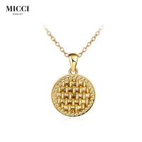 Sunflower Pendants Fashion Accessory Ladies Jewelry