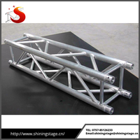 Most commonly used aluminum truss 400*400mm spigot truss