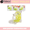 China reliable apple fruits peeling tool core remover with handle