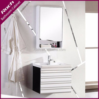 ROCH 8013 Professional Design Wood Bathroom Vanity High Gloss Lacquer
