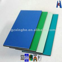 indoor decorative insulated panels/finish poly wall panel material